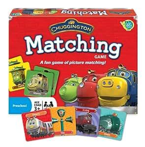 Chuggington Matching Game