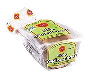 Ener G Foods Bread Loaf Lt Tapioca