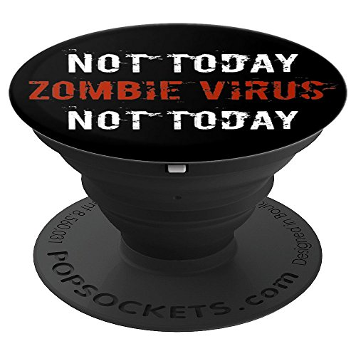 Funny Zombie Saying Creepy Halloween Gift - PopSockets Grip and Stand for Phones and Tablets ()