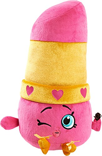 Just Play Shopkins Lippy Lips Plush - 12