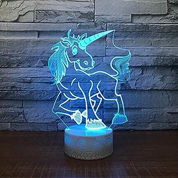 Luz Blanca Crack Base Death Star Motor pequeña luz Nocturna luz ...