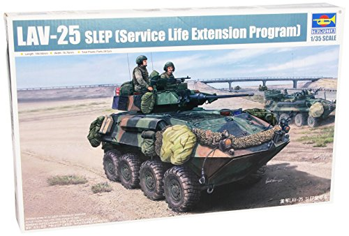 Trumpeter 1/35 LAV25 SLEP (Service Life Extension Program) Light Armored ()