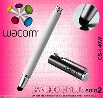 Wacom Bamboo Solo 2 Pantalla táctil Tablet/Smartphone lápiz ...