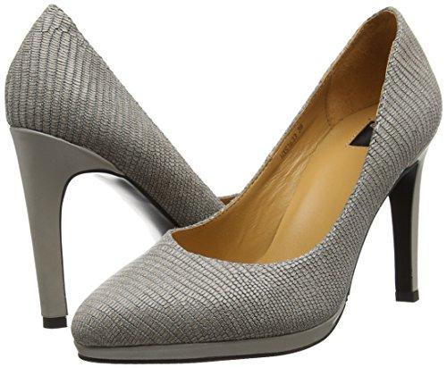 Gray gris Donna 5 Scarpe ab6 Col Jycx1226 bb2 Tacco Giudecca Grigio Hqv0pwH