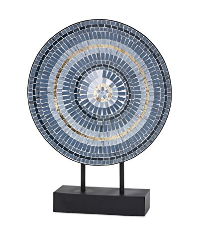 Imax Trisha Yearwood Home Collection 10519 Mosaic Charger on Stand