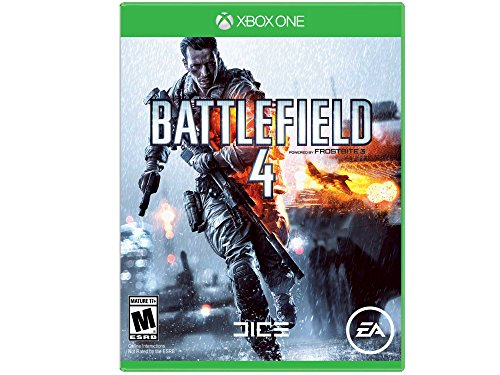 Battlefield 4 - Xbox One (Xbox One Cd)