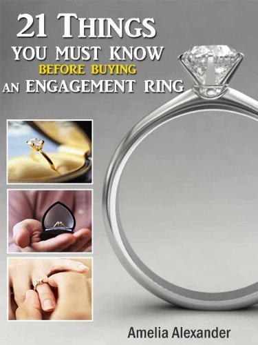 21Things You Must Know Before Buying an Engagement Ring