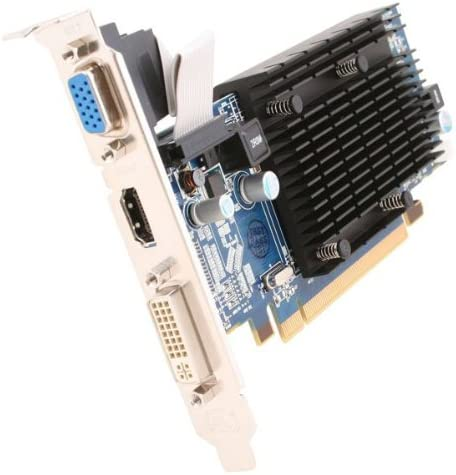 Sapphire Radeon HD4550 512 MB DDR3 VGA//DVI//HDMI PCI-Express Video Card 100252HDMI