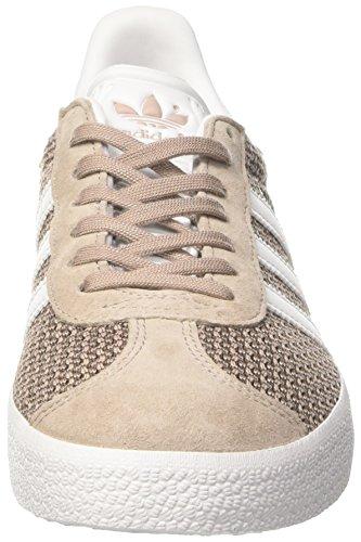Adidas vapgre Femme Gris Gazelle ftwwht Baskets vapgre Basses rqz6rT