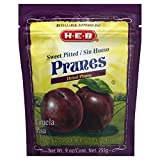 Sweet Pitted Prunes Dried Plums 8oz pack of 1