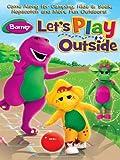 Barney: Lets Play Outside