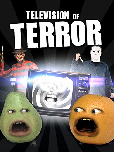 Clip: Annoying Orange - TV of TERROR!!! -