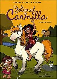 Le journal de Carmilla, tome 3 : Compensé carbone par Lorris Murail