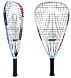 HEAD Extreme Edge Racquetball Racquet, String, 5/8 Grip