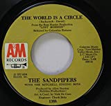 The Sandpipers 45 RPM The World Is A Circle / So Good At Lovin'' You