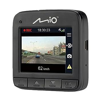 """Cámara LCD GPS de salpicadero Coche Mio MiVue 618 Full HD 1080p 2,7"""""""