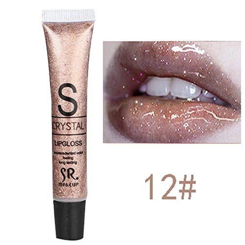 Hankyky Moisturizer Lip Gloss Makeup Liquid Lipstick Shimmer