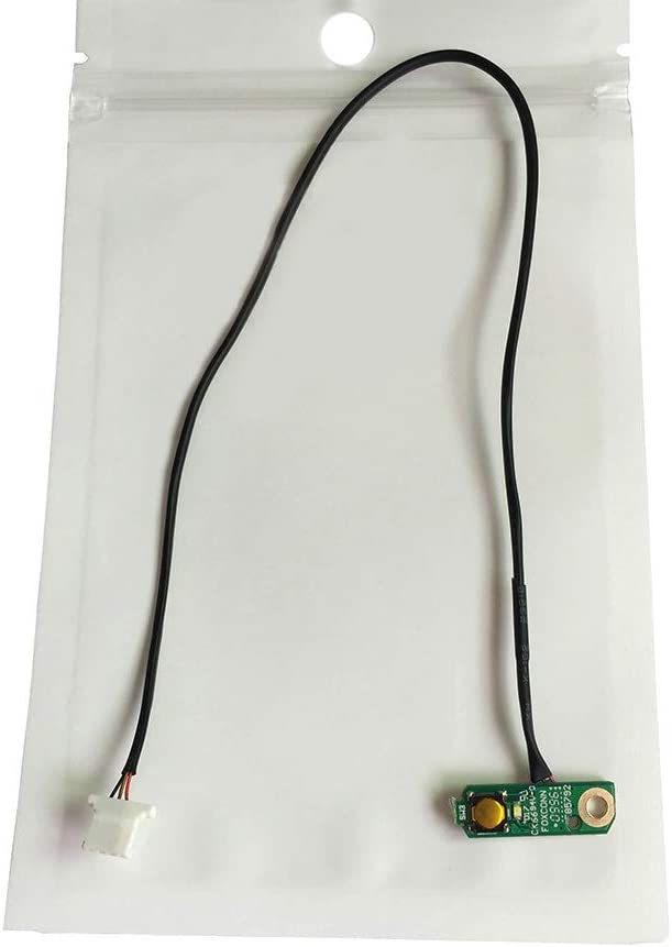 New Power Button Board with Cable for Dell Studio 1555 1557 1558 PP39L