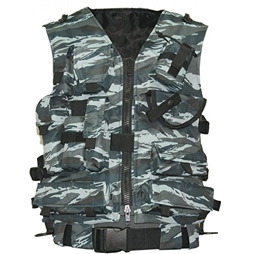 Russian Military V-12 OMON Tactical Vest by ANA by NaNa