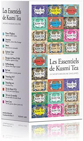 Kusmi tea ESSENTIALS, 24 Tea Bags