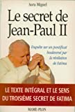 Image de Le Secret Jean-Paul II (French Edition)