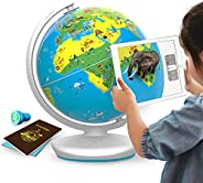 Shifu Orboot (App Based): Augmented Reality Interactive Globe For Kids, Stem Toy For Boys & Girls Ages 4+ Educational Toy Gi