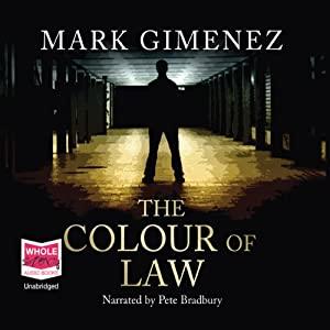 The Colour of Law Audiobook