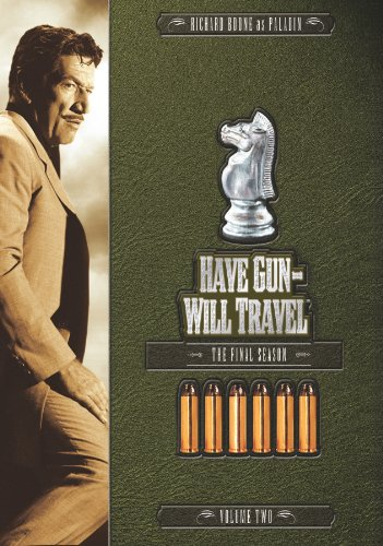 Have Gun Will Travel: The Sixth and Final Season, Vol. 2 (Have Gun Will Travel Season 2)