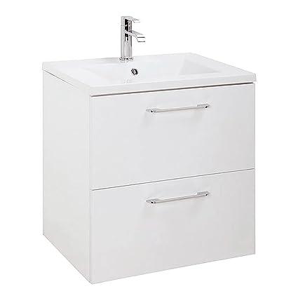 Randalco 24 Happy Modern Bathroom Vanity Cabinet Set White 24 X 24
