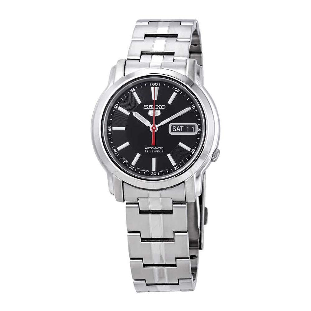 3b06de79264 Amazon.com  SEIKO 5 Made in Japan Automatic Mens Watch SNKL83J1  Watches