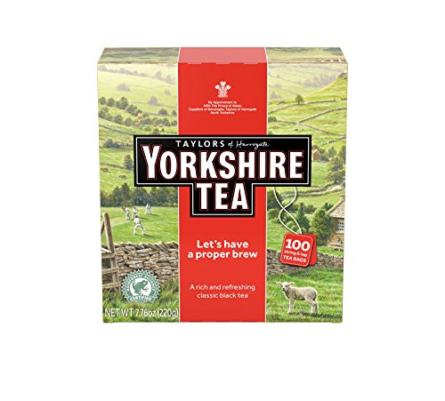 Taylors Harrogate Yorkshire Red Teabags