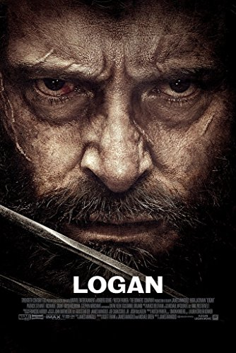 Logan Movie Poster 24in x 36in