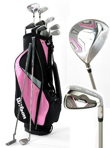 Wilson Prostaff HL Cart Bag Golf - Juego completo de palos ...