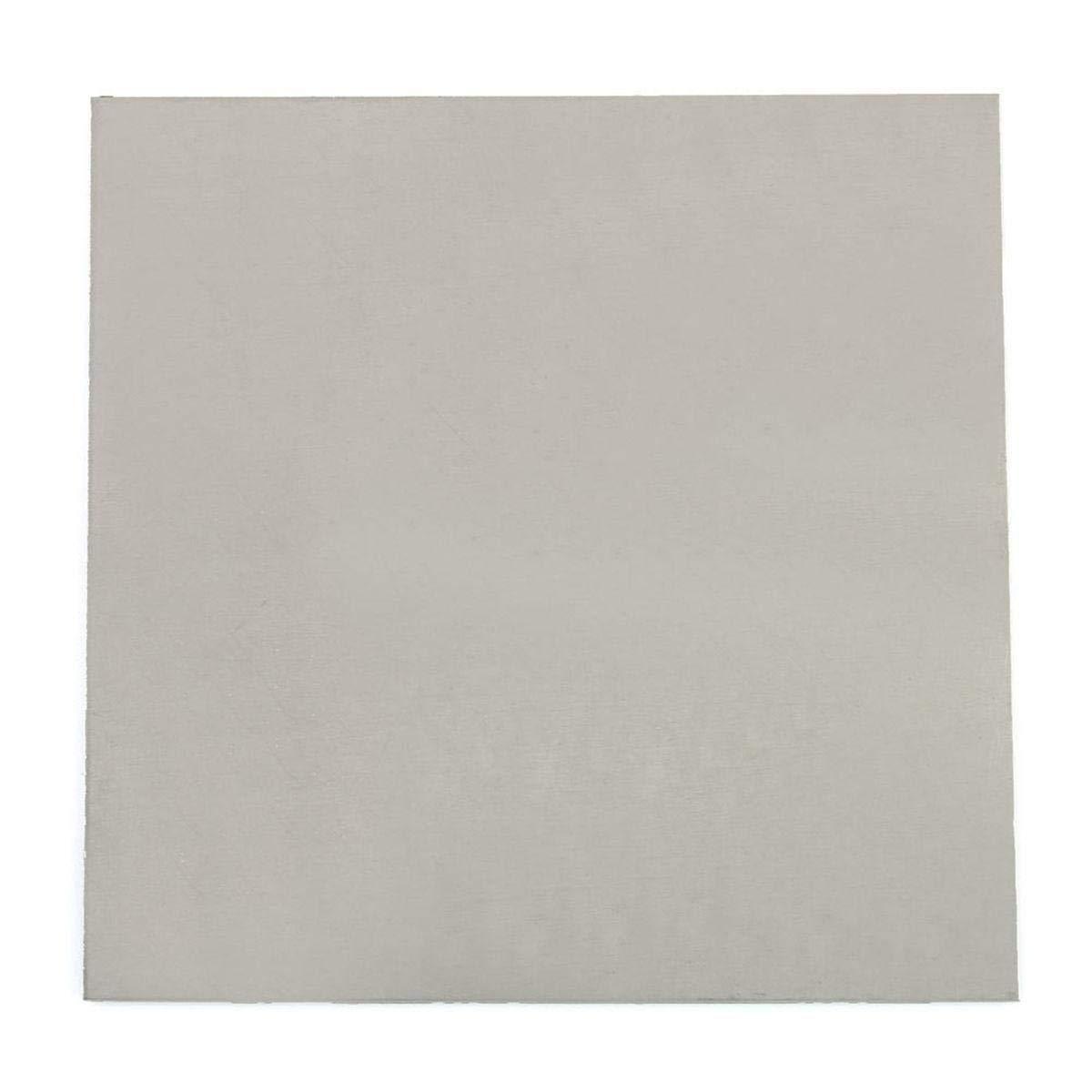 Titanium Ti Gr2 Grade 2 ASTM B265 Thin Plate Sheet Foil 0.1x200x300 mm