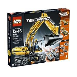 LEGO TECHNIC  Motorized Excavator 8043