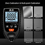 Coating Paint Thickness Gauge, Paint Mil Thickness