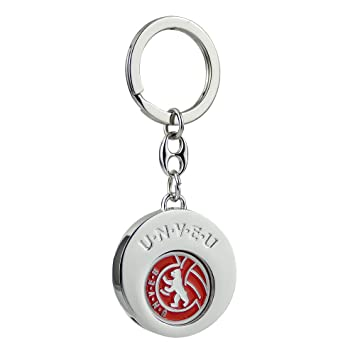 1. FC Union Berlin - Llavero con Moneda para Carro de la ...