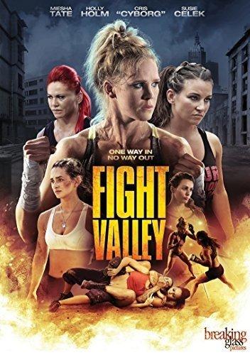 DVD : Holly Holm - Fight Valley (DVD)