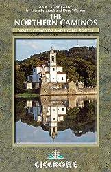 The Northern Caminos: Norte, Primitivo and Ingles (Cicerone Guides) (Cicerone Pilgrim Route Guides)