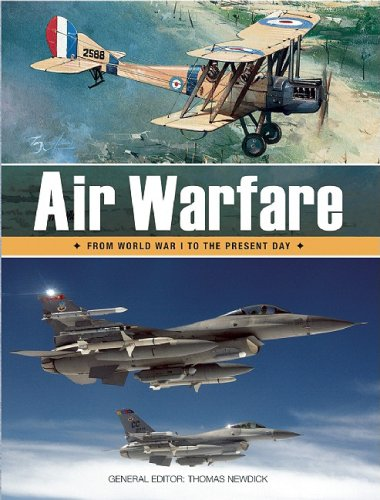 Download Air Warfare: From World War I to the Present Day (Air/Land/sea Warfare) pdf epub