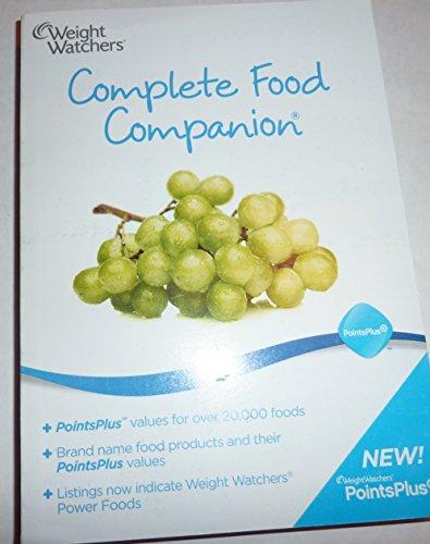 Weight Watchers 2011 PointsPlus Food Companion