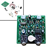 Qianson HAM Radio 40M CW Shortwave Transmitter Receiver Version 4.1 7.023-7.026MHz QRP Pixie Kits DIY with Buzzer Transceiver