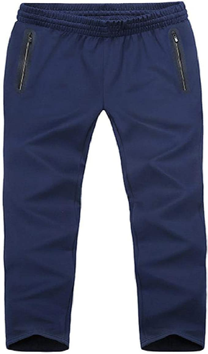 Tallas grandes 7XL 8XL Pantalones de gimnasia para hombres ...