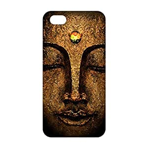 Evil-Store Golden stone Buddha 3D Phone Case for iPhone 6(4.7)