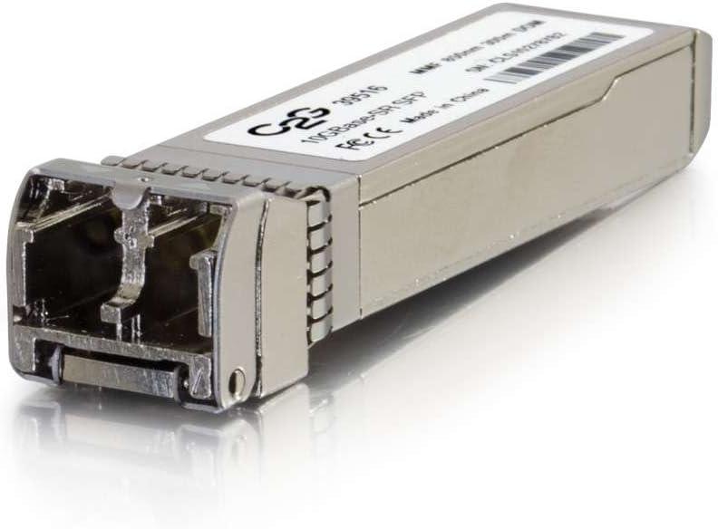 C2G//Cables to Go 39516 Cisco SFP-10G-SR Compatible 10GBase-SR MMF SFP Transceiver Module