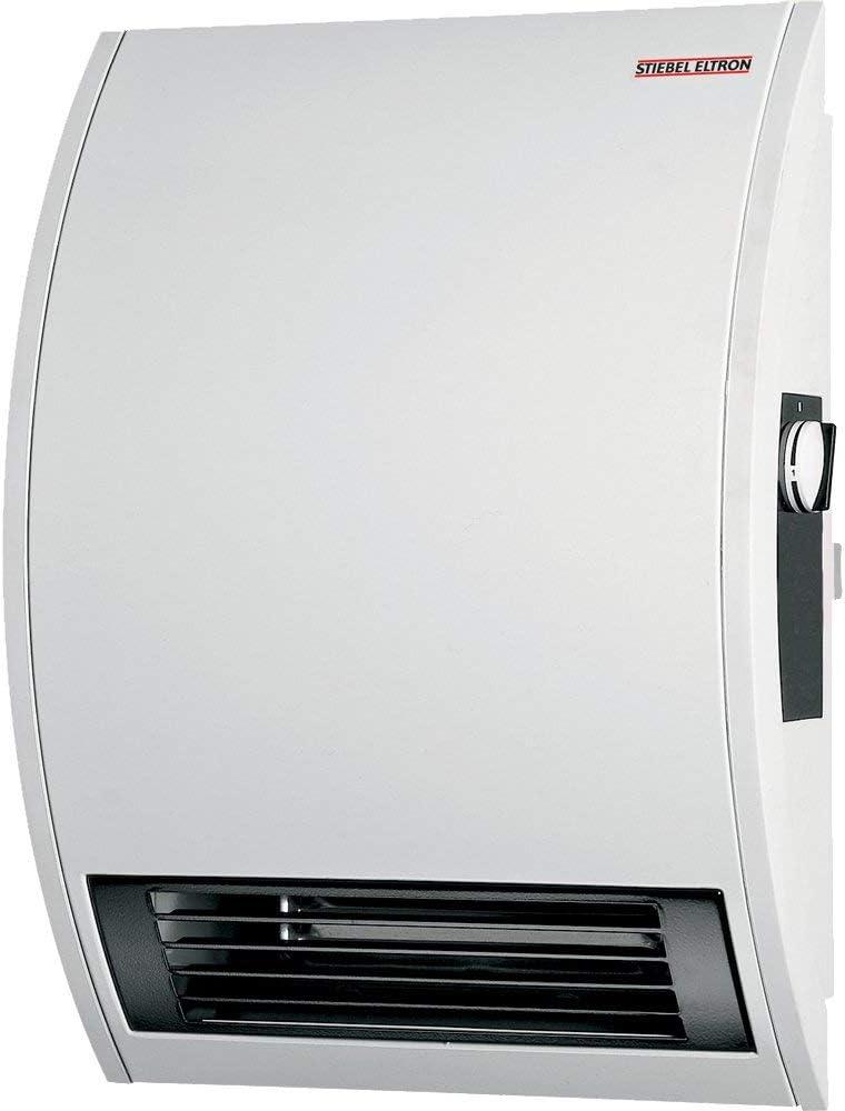 Stiebel Eltron 074057 240-Volt 2000-Watts Wall Mounted Electric Fan Heater (Renewed)