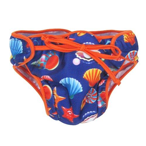 Zhuhaitf Baby Swimwear Swimming Trunks Swim Shorts Bikini Blue
