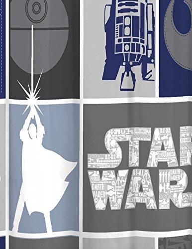 Star Wars Saga Shaped Bath Rug
