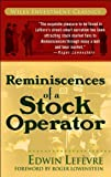 img - for by Edwin Lef vre,by Roger Lowenstein Reminiscences of a Stock Operator (Wiley Investment Classics) (text only)[Paperback]2006 book / textbook / text book