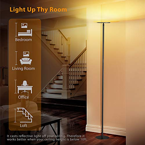 Buy floor lamp to light up a room